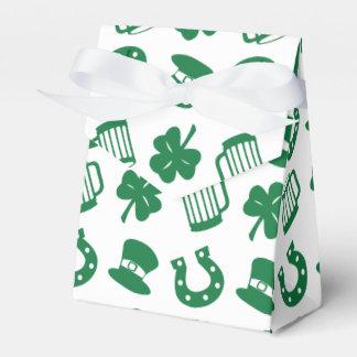 todas las cosas irlandeses, modelo cajas para regalos de fiestas