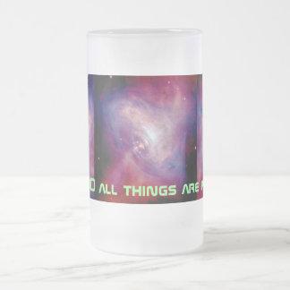 todas las cosas son taza posible