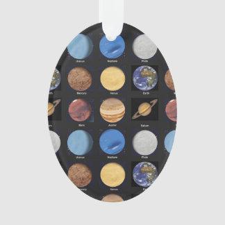 Todas las fotos de la ciencia de los planetas con
