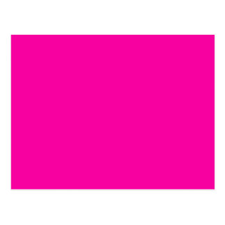 Todas las rosas fuertes nada pero colorean rosa postal