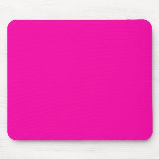 Todas las rosas fuertes nada pero colorean rosa tapete de ratones