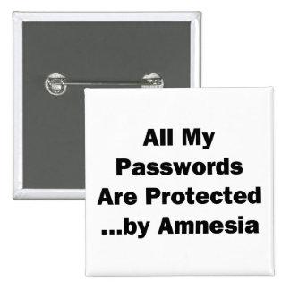 Todas mis contraseñas son protegidas… por la pin cuadrado