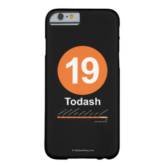 Todash Funda De iPhone 6 Barely There