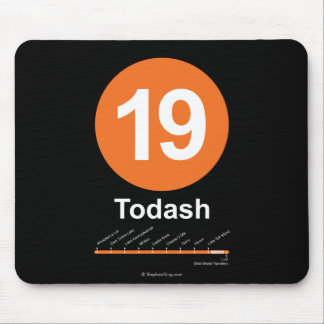 Todash Mouse Pad