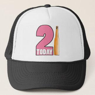 Todat 21 trucker hat