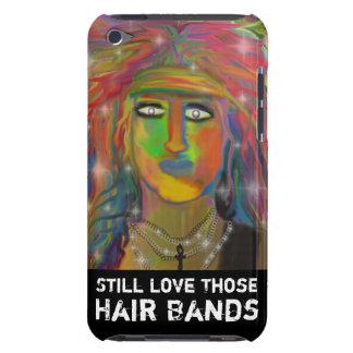 Todavía ame esas bandas del pelo funda para iPod