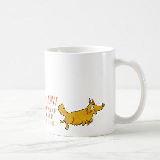 TODAVÍA AME mi perro V1 Taza De Café