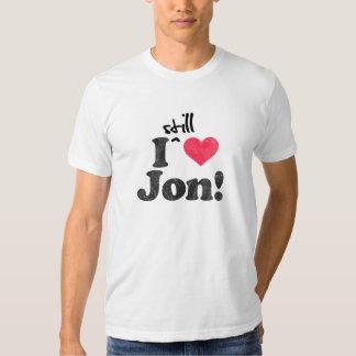 Todavía amo a Jon Playeras