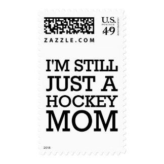 Todavía apenas una mamá Sarah Palin del hockey Sellos