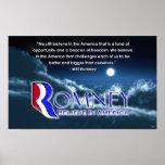 Todavía creemos el poster - Romney 2012