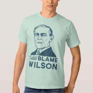 Todavía culpo a Woodrow Wilson Playera