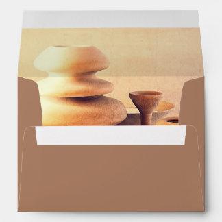 Todavía de la cerámica vida de cerámica I - luz y  Sobre