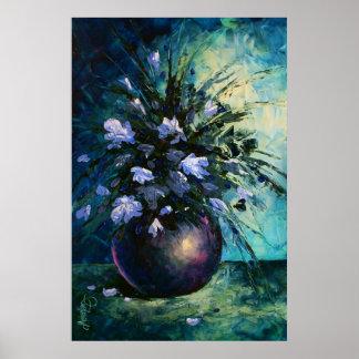 todavía de las flores vida c479 póster
