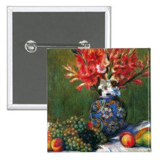 Todavía de Renoir pintura del arte de las flores y Pins
