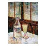 Todavía de Van Gogh ajenjo de la vida (F339) Felicitaciones