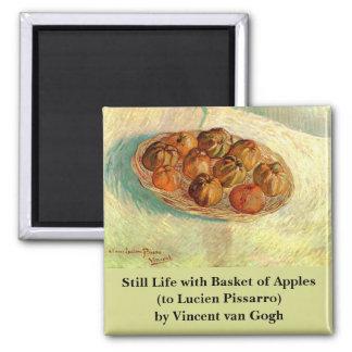 Todavía de Van Gogh bella arte del vintage de las  Imanes Para Frigoríficos