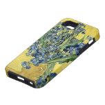 Todavía de Van Gogh florero de la vida, bella arte iPhone 5 Case-Mate Funda