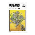 Todavía de Van Gogh florero de la vida, bella arte Timbres Postales