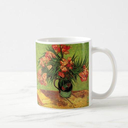Todavía de Van Gogh florero de la vida con los Taza