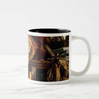 Todavía de Vanitas vida, 1552 Tazas De Café