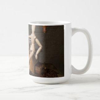Todavía del café vida tazas de café