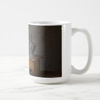 Todavía del café vida tazas