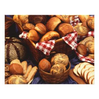 Todavía del pan vida tarjetones