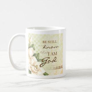 Todavía esté… Taza de la magnolia