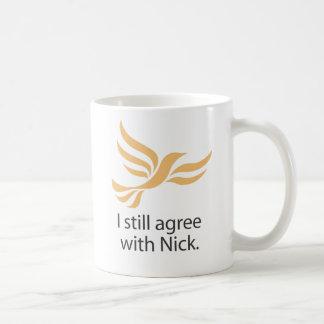 Todavía estoy de acuerdo con Nick Taza