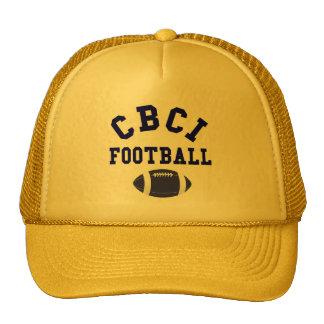 Todavía fútbol de CBCI invicto Gorra