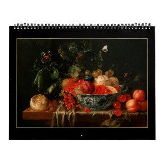 Todavía haga calendarios las imágenes 2 del arte