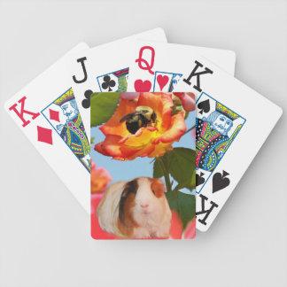 ¿Todavía lo van? Conejillo de Indias que oculta de Baraja Cartas De Poker
