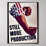 Todavía más producción poster