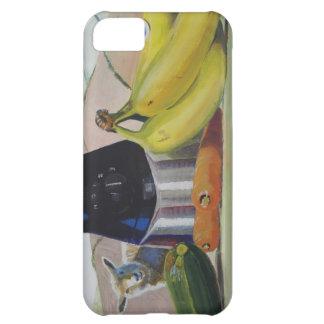 Todavía mezclador de las legumbres de fruta de la  funda para iPhone 5C