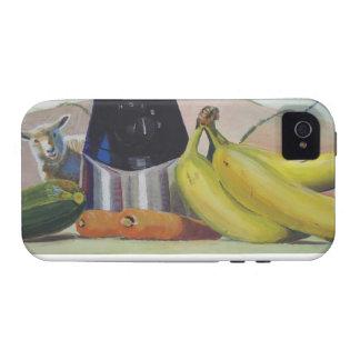 Todavía mezclador de las legumbres de fruta de la iPhone 4 fundas