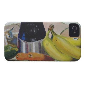 Todavía mezclador de las legumbres de fruta de la iPhone 4 Case-Mate cárcasas