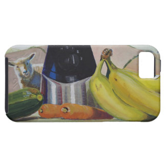 Todavía mezclador de las legumbres de fruta de la iPhone 5 funda