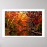 Todavía otoño poster