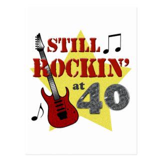 Todavía Rockin en 40 Postales
