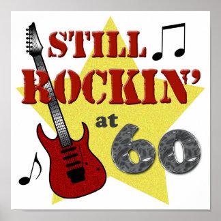 Todavía Rockin en 60 Póster