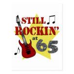 Todavía Rockin en 65 Postal