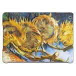 Todavía vida con cuatro girasoles Van Gogh Vincent