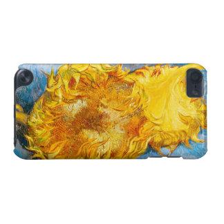 Todavía vida con dos girasoles de Vincent van Gogh