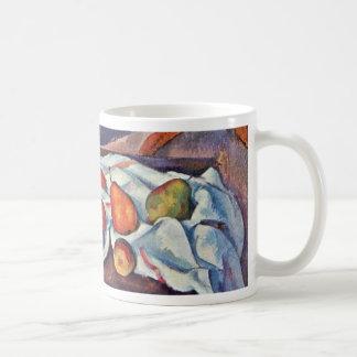 Todavía vida con el azúcar de Paul Cézanne Taza De Café