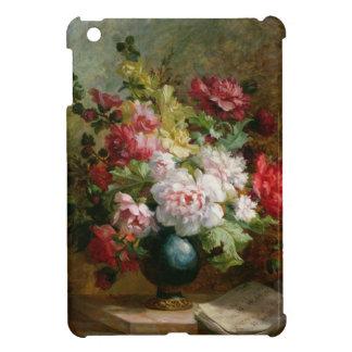 Todavía vida con las flores y la partitura