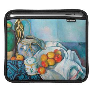 Todavía vida con las manzanas Paul Cézanne que pin Mangas De iPad