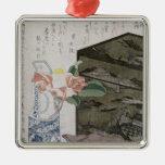 Todavía vida con un Camelia, c.1820 Adorno De Reyes