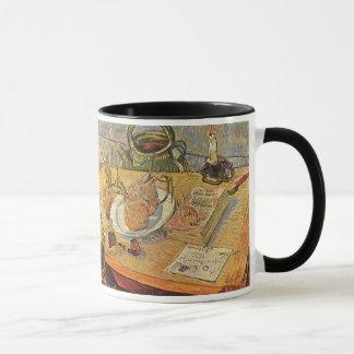 Todavía vida de Vincent van Gogh, bella arte del Taza
