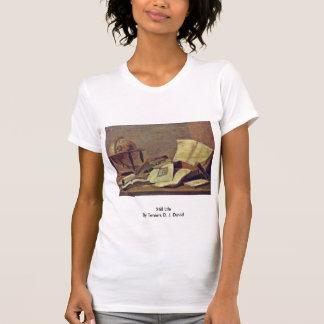 Todavía vida por Teniers D.J. David T Shirt