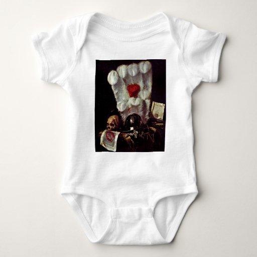 Todavía vida (Vanitas), por Juriaen Van Streeck Camisetas